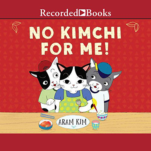 No Kimchi for Me cover