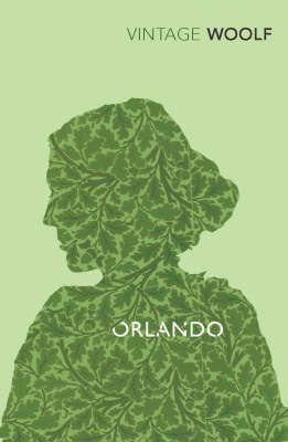 Orlando Virginia Woolf cover