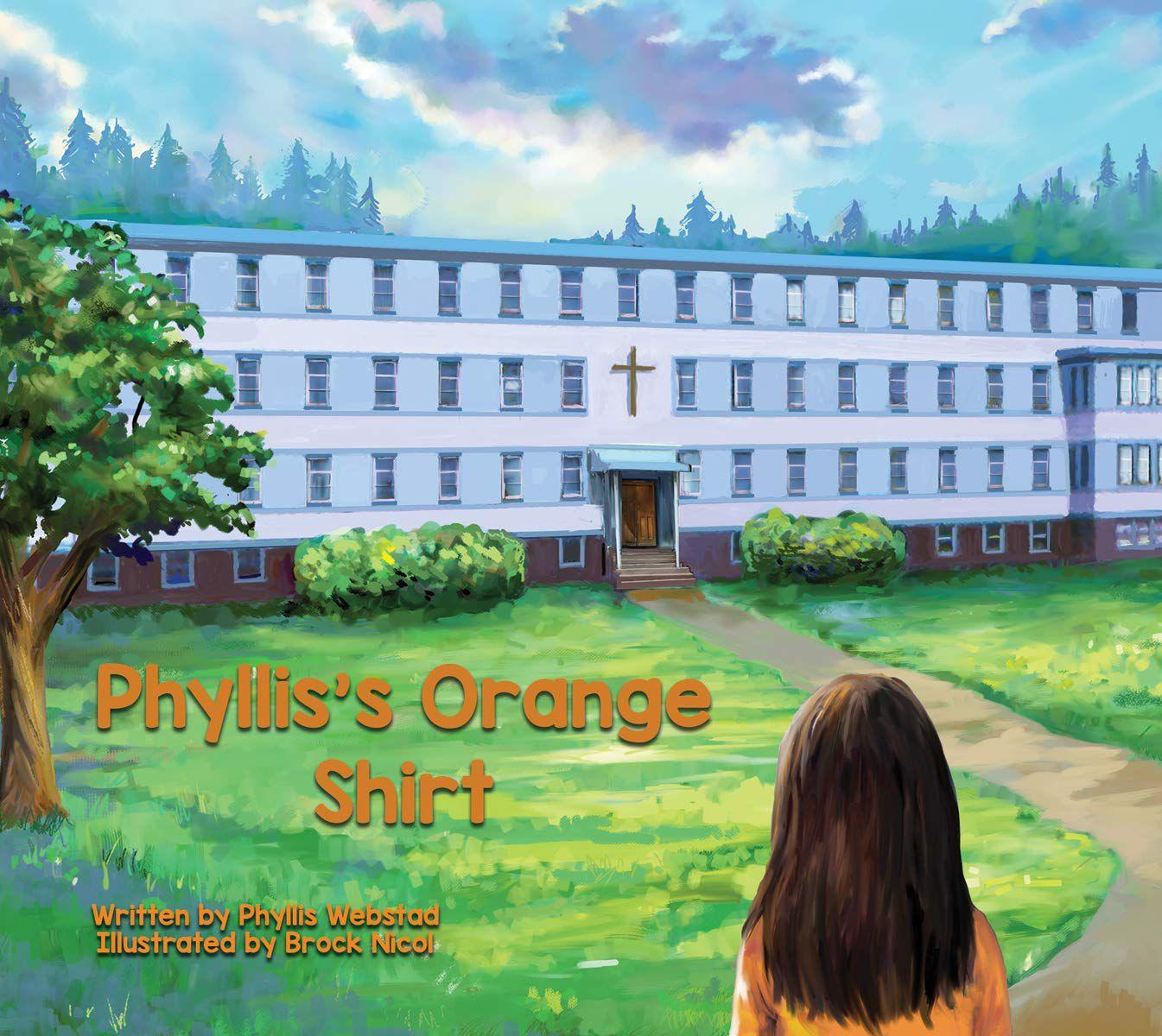 Phyllis's Orange Shirt cover