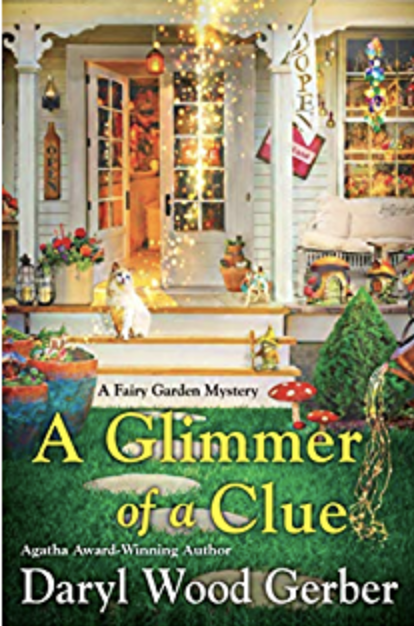 a glimmer of a clue cover