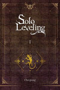 Solo Leveling 1 cover - Chugong