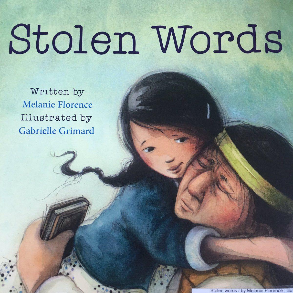 Stolen Words cover