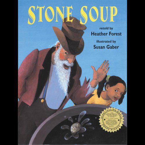 Stone Soup audio cover