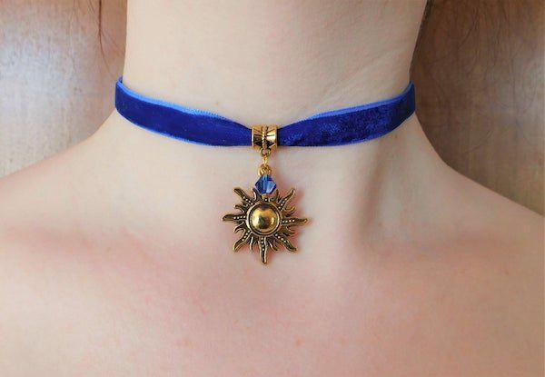 Sun Summoner necklace