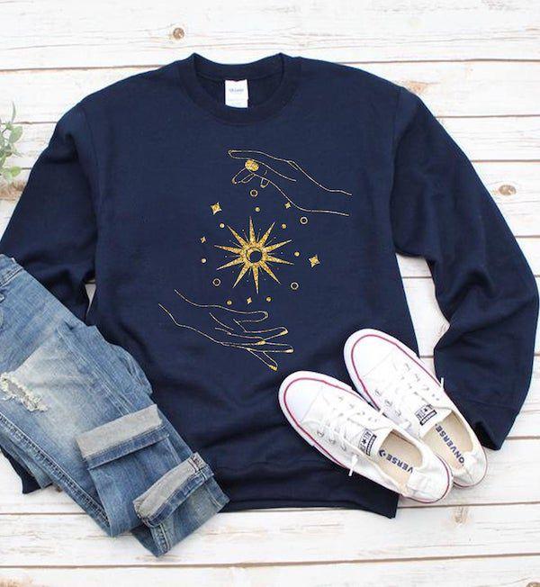 Sun Summoner sweatshirt