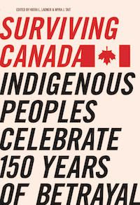cover of Surviving Canada