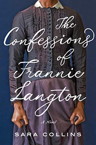 cover of the confessions of frannie langton by sara collins