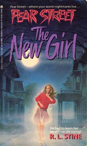 The New Girl by RL Stine