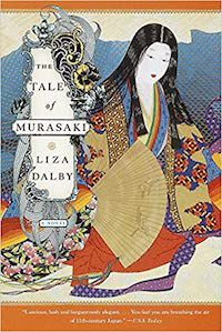 Books About Japanese Culture: The Tale of Murasaki book cover