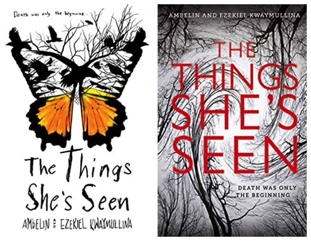 The Things She's Seen by Ambelin Kwaymullina and Ezekiel Kwaymullina