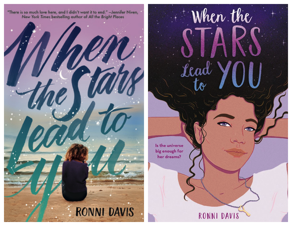 When The Stars Lead To You hardcover and paperback