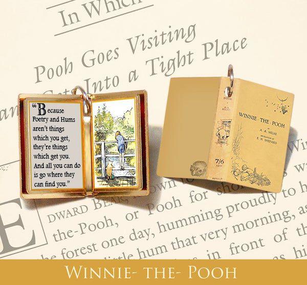 Winnie the Pooh pendant