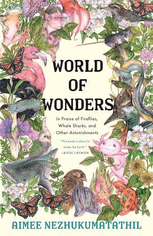 cover image of World of Wonders by Aimee Nezhukumatathil