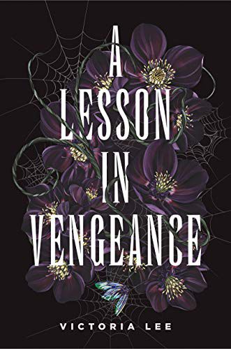 cover image of A Lesson in Vengeance by Victoria Lee
