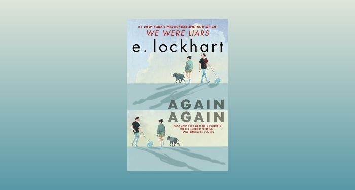 cover image of Again Again by E. Lockhart