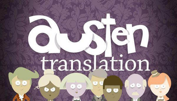 Austen Translation video games based on books by Jane Austen