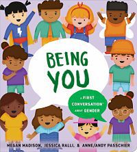 Cover of being you by madison