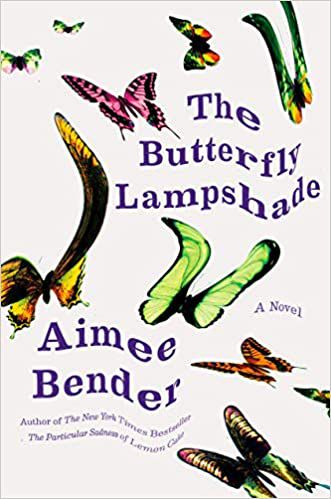 Cover of The Butterfly Lampshade by Aimee Bender