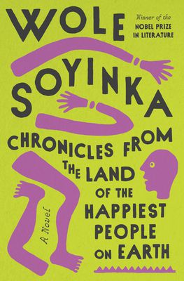 Chronicles from the Land of the Happiest People on Earth Book Cover