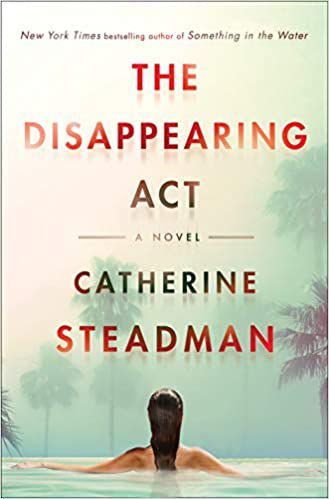 cover image of The Disappearing Act by Catherine Steadman