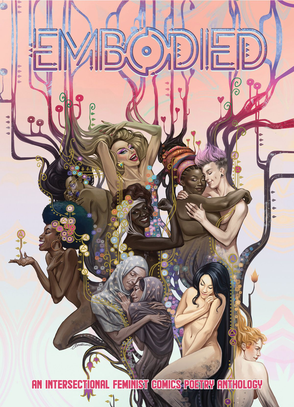 Embodied edited by Wendy and Tyler Chin-Tanner