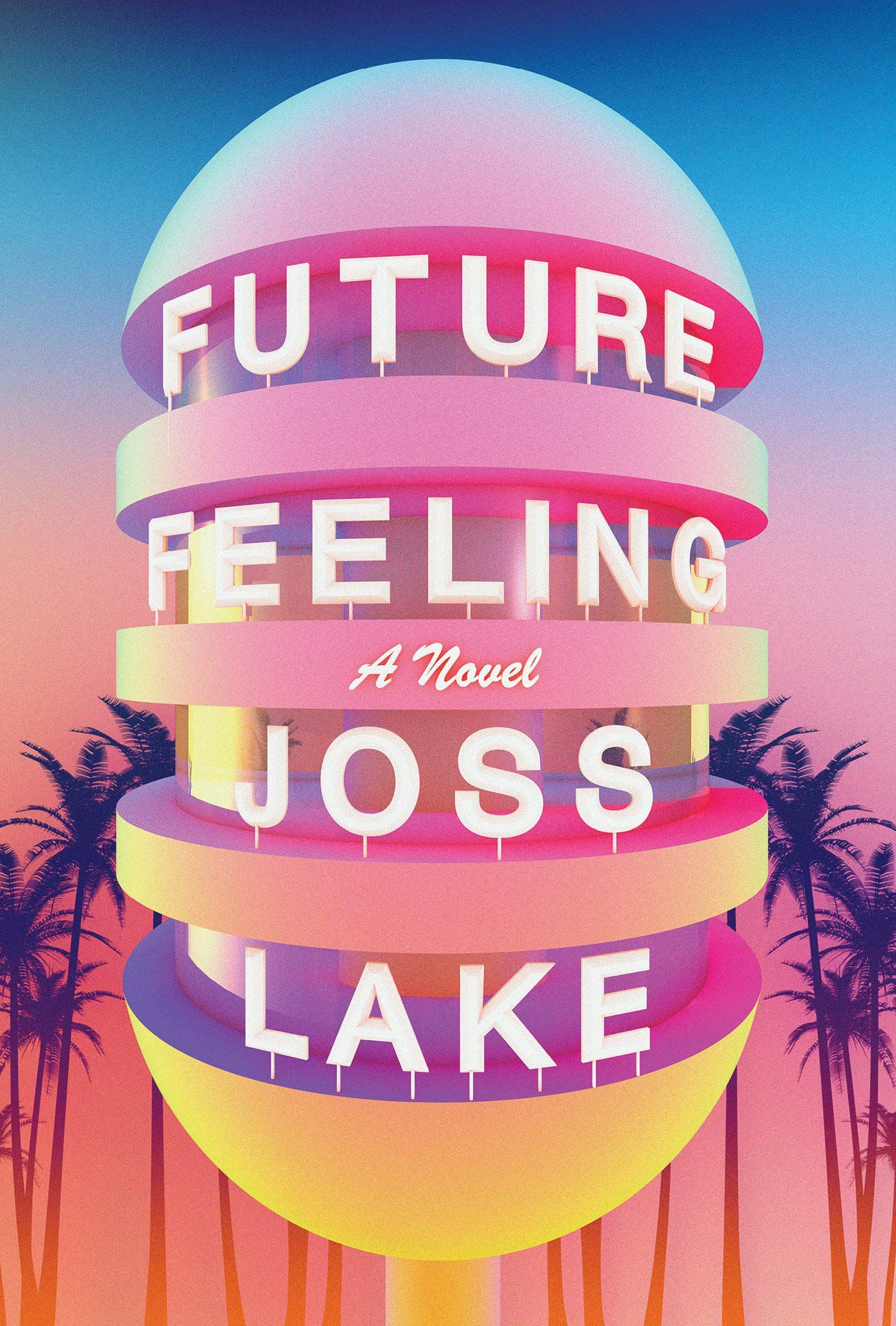 Future Feeling book cover