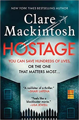 cover image of Hostage by Clare Mackintosh