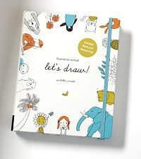 Cover of illustration school: let's draw! by umato