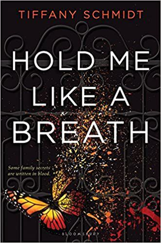 cover image of Hold Me Like a Breath by Tiffany Schmidt