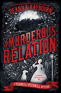 cover image of A Murderous Relation by Deanna Raybourn