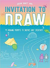 Cover of invitation to draw by hul