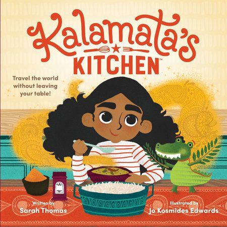 Cover of Kalamata's Kitchen by Thomas