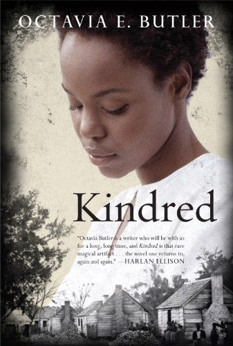 cover image of Kindred by Octavia Butler