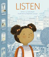 Cover of listen by snyder