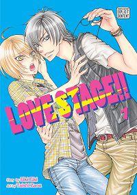 Love Stage!! vol. 1 by Eiki Eiki and Taishi Zaou cover