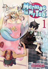 Merman in My Tub vol. 1 by Itokichi cover