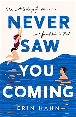 cover of Never Saw You Coming
