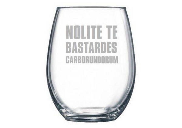 The Handmaid's Tale Wine Glass