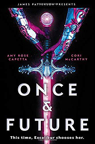 Once and Future cover