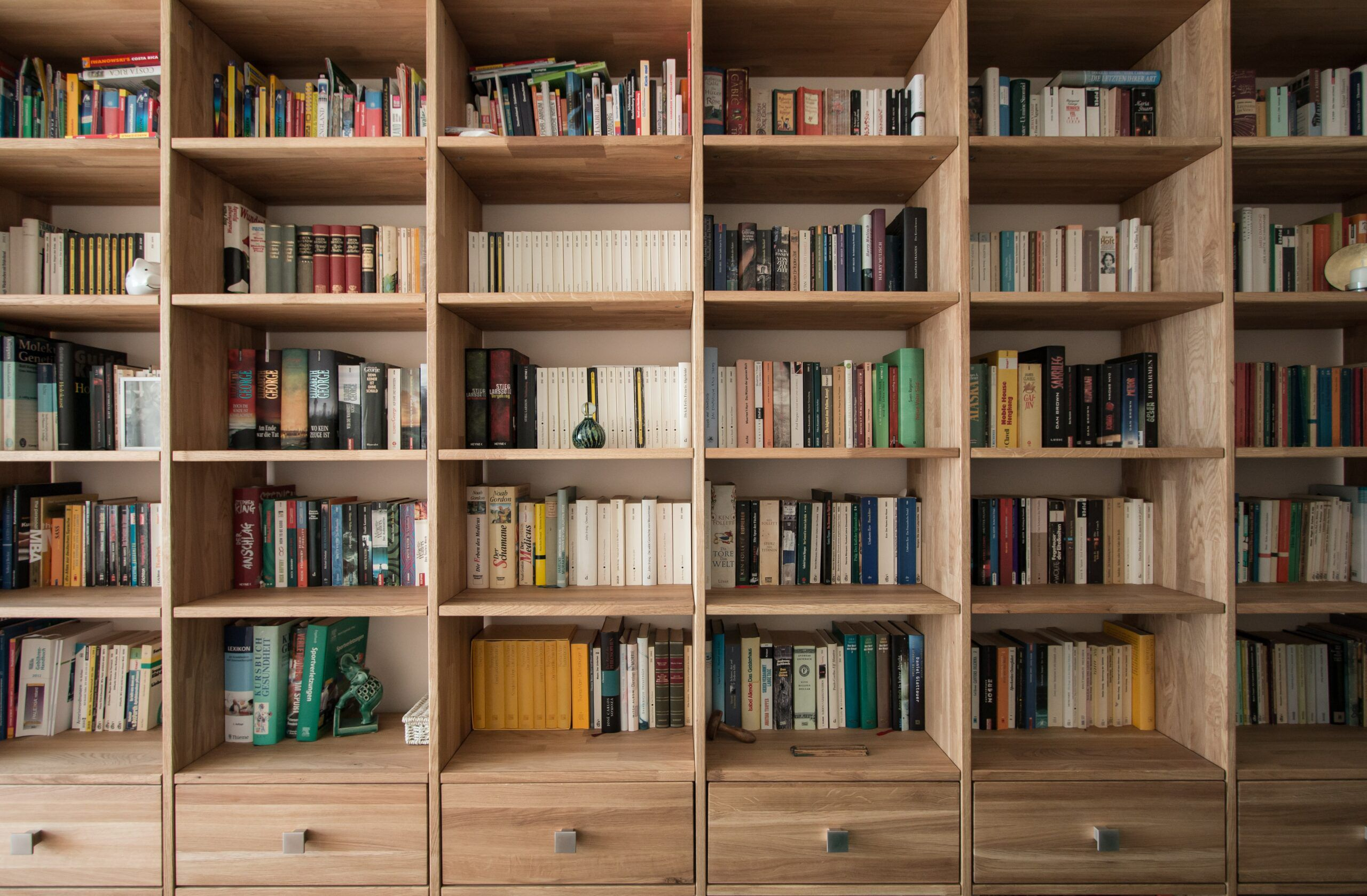 Decolonizing Your Bookshelf: The What, The Why, and The How