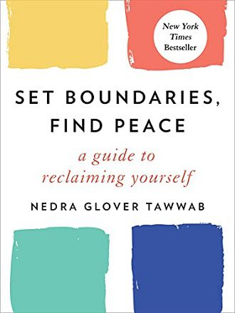 cover of Set Boundaries, Find Peace