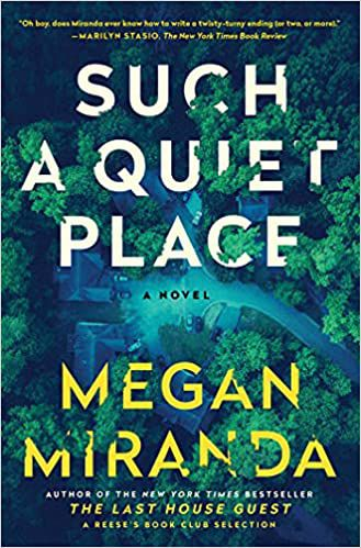 cover image of Such a Quiet Place by Megan Miranda