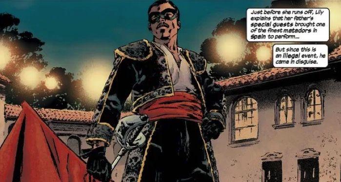 supervillain the matador