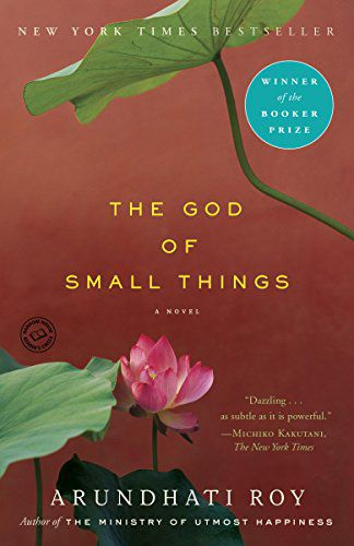 cover image of The God of Small Things by Arundhati Roy