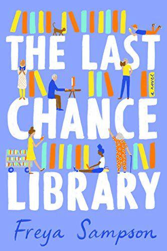 Image of the book cover for Last Chance Library