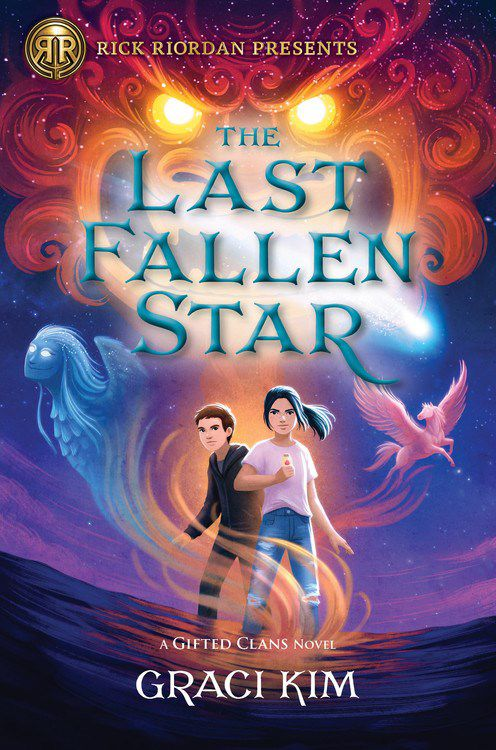 cover of The Last Fallen Star