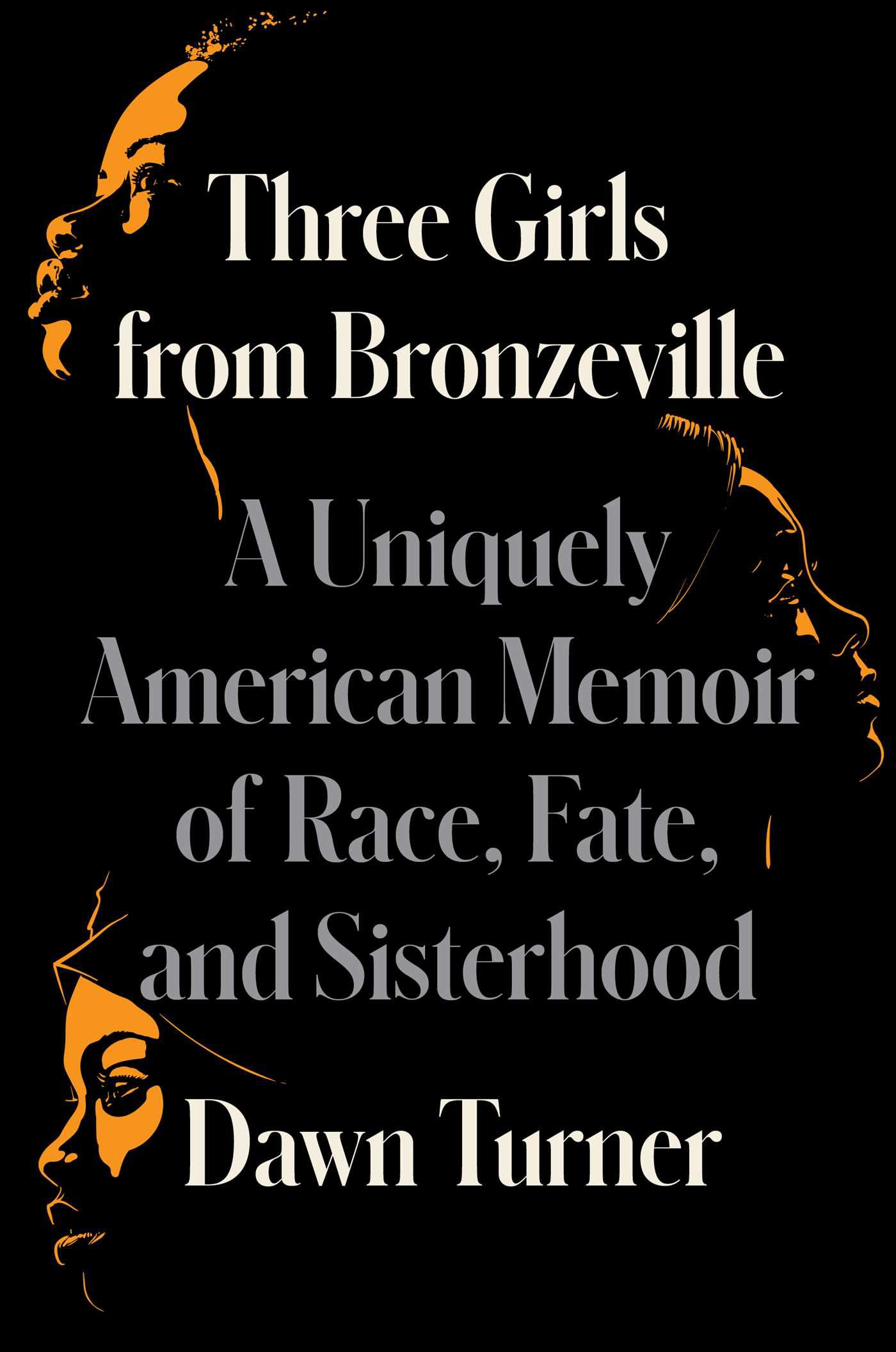 Three Girls from Bronzeville book cover