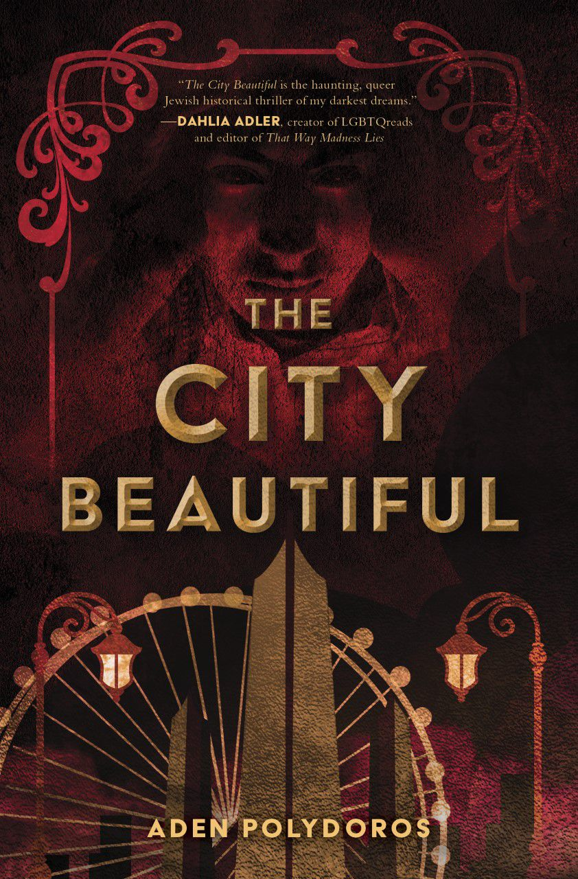 cover image of The City Beautiful by Aden Polydoros