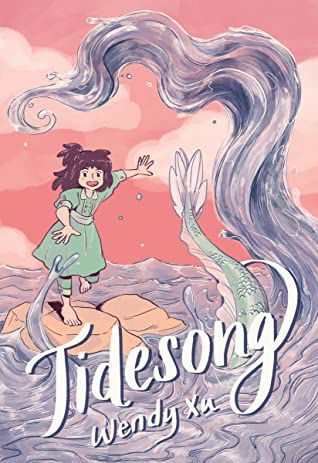 Tidesong Comic Cover