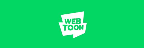 Vibrant Green Web Toon Logo https://play.google.com/store/apps/details?id=com.naver.linewebtoon&hl=en_US&gl=US (edited in canva)